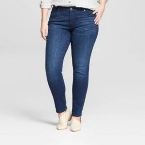 NEW women's jeans by universal thread size 24w